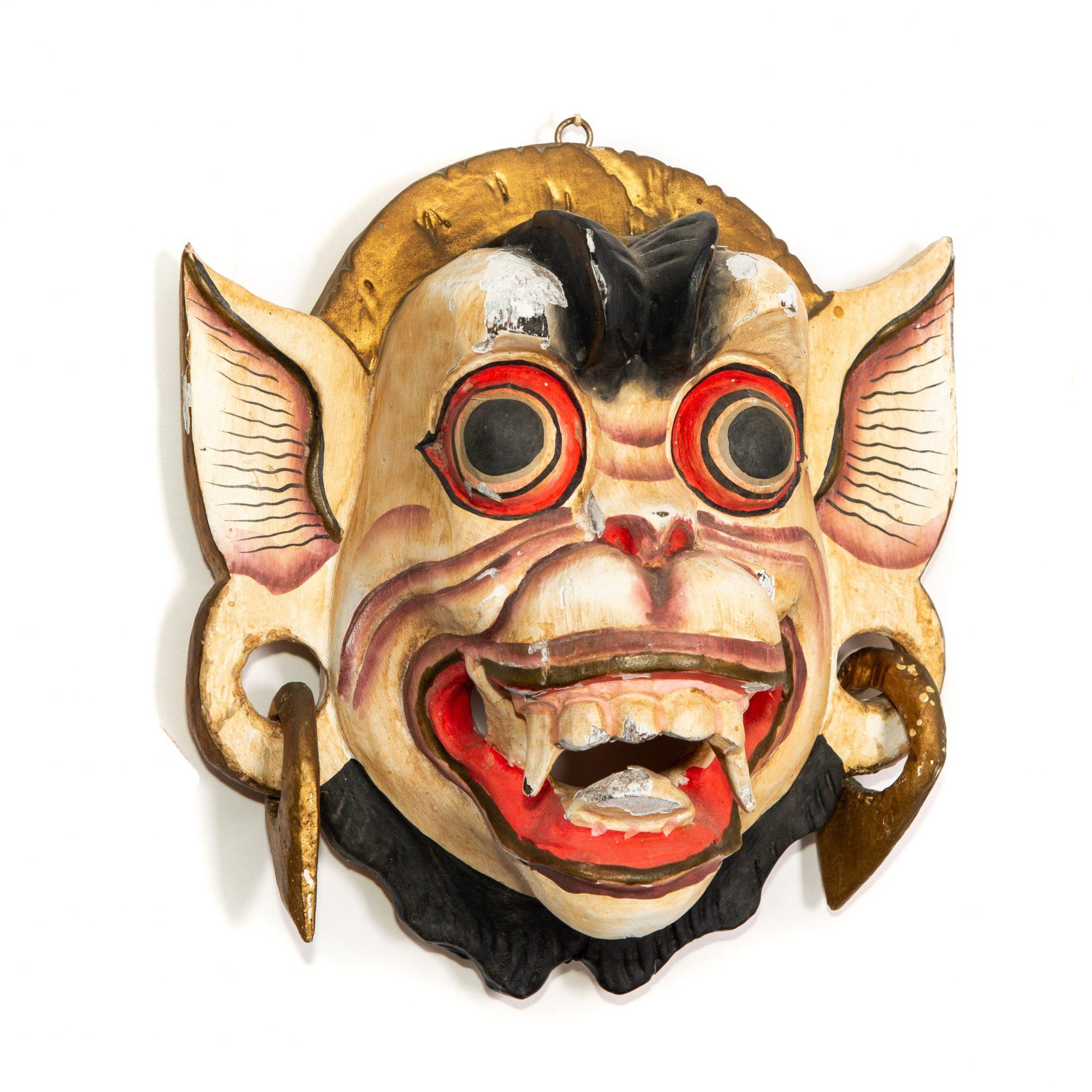David Farin Tribal Masks